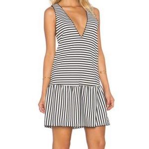 Revolve The LDRS Drop Waist Dress Size Small